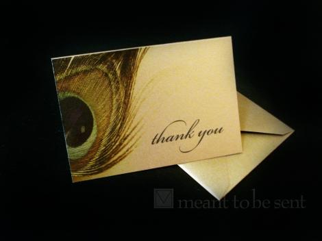 peacock-thankyou