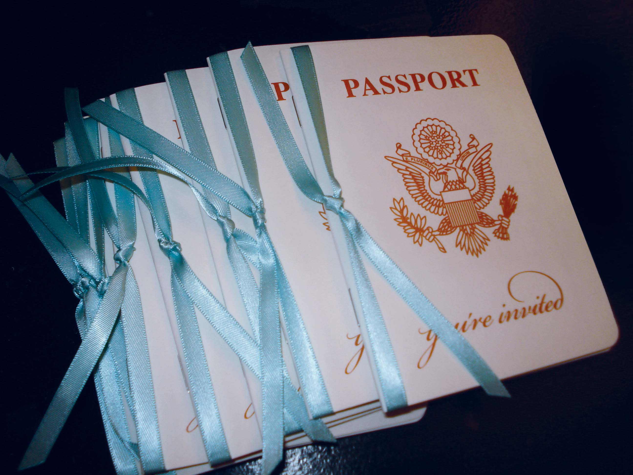passport invitation |